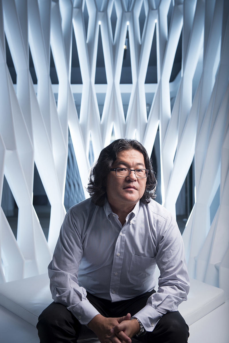 2013 Designer of the Year Award: Joey Shimoda (Photo: Bob Coscarelli)