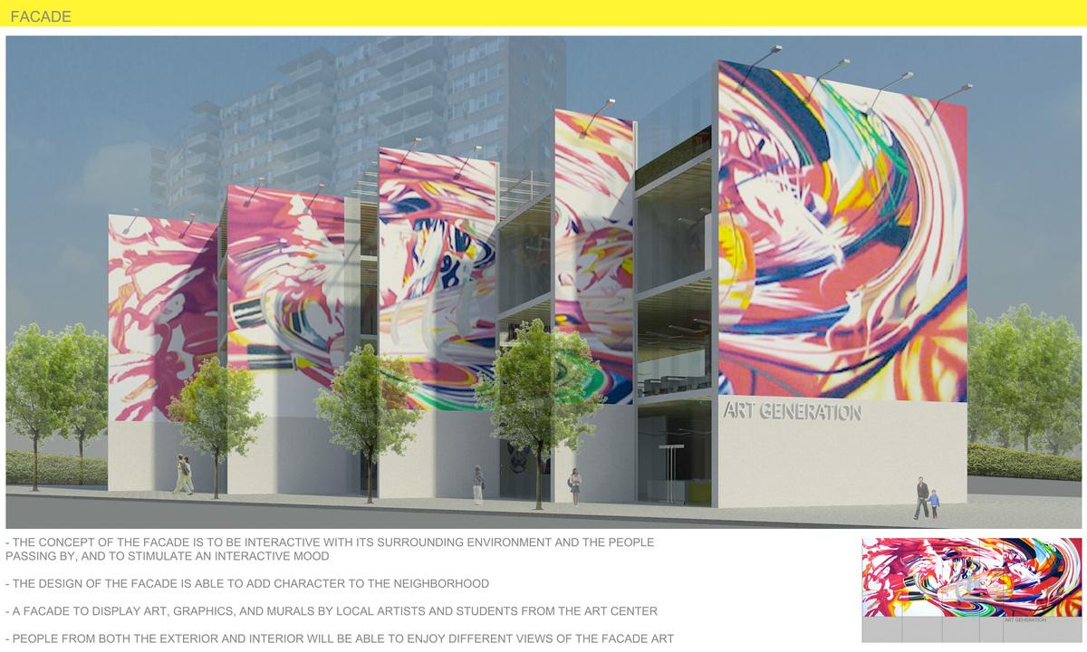 Senior Katie Flegenheimer has found a home at the IU School of Art and Design