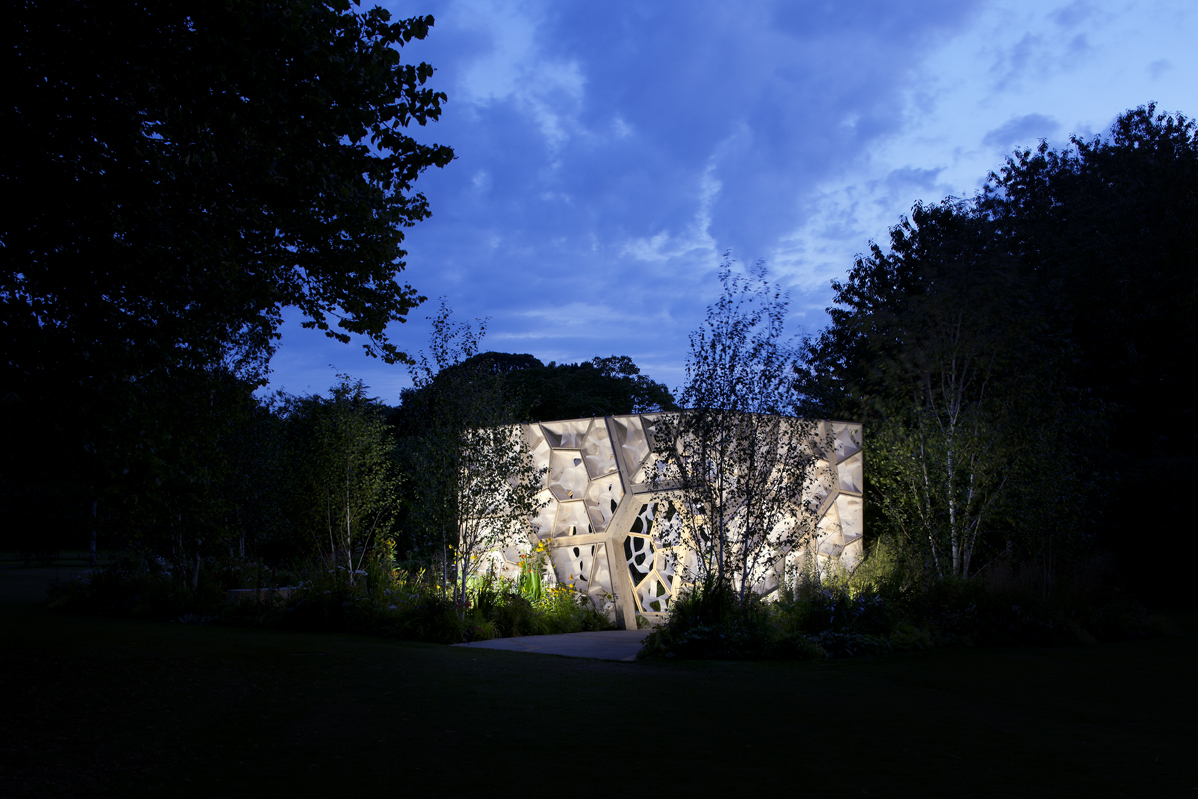 Times Eureka Pavilion by Nex, Surrey, UK, 2011