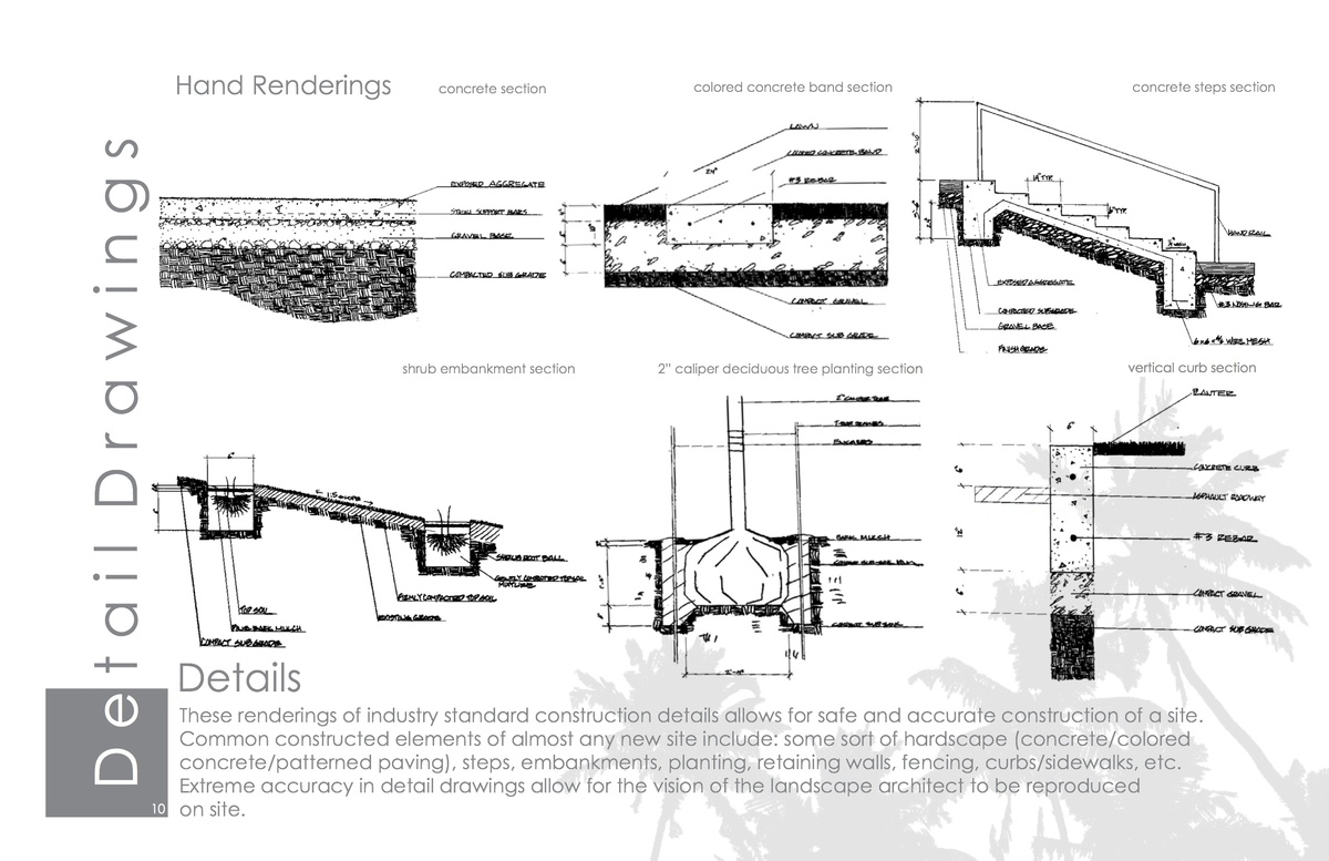 Landscape Architecture Section Drawings 6zp3kb1wyix8vyws 1,200×777 pixels | detail drawings