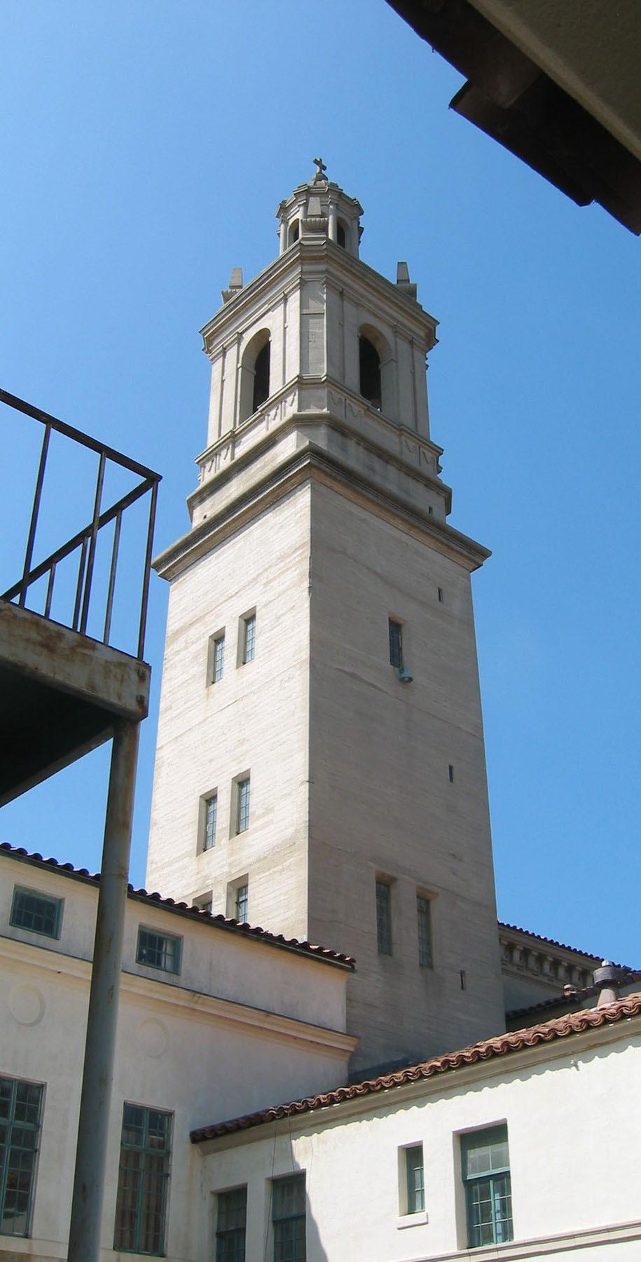 San Roque Chapel Tower (Image: San Roque)
