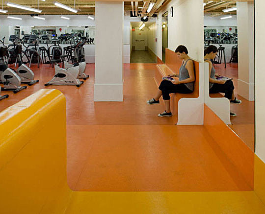 14Y - Fitness Center