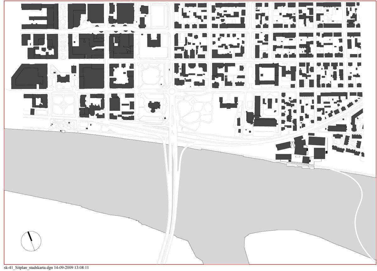 Site plan (Illustration: Henning Larsen Architects)