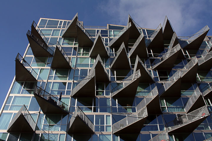 Bjarke Ingalls BIG VM House