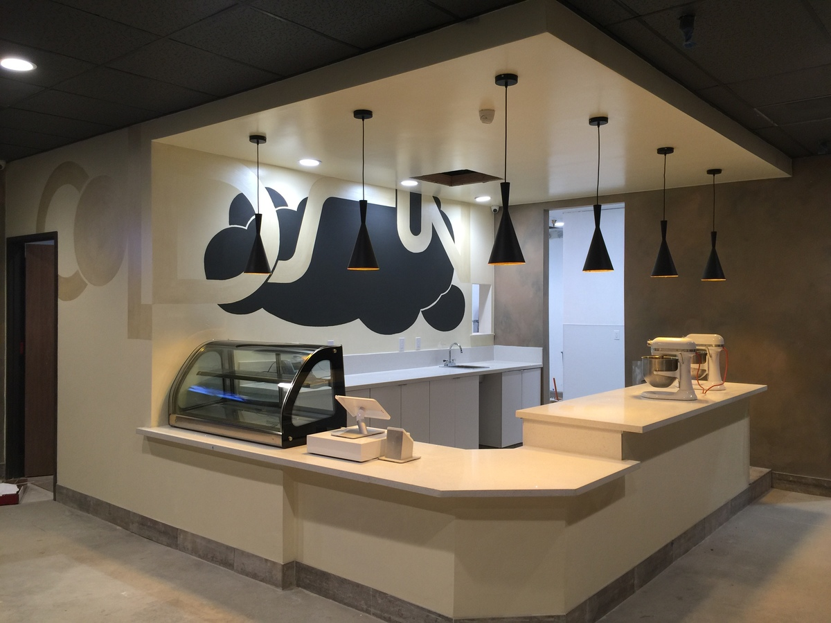 Cake Decorating Store New Westminster : Interior Design -Built Hung Le Archinect