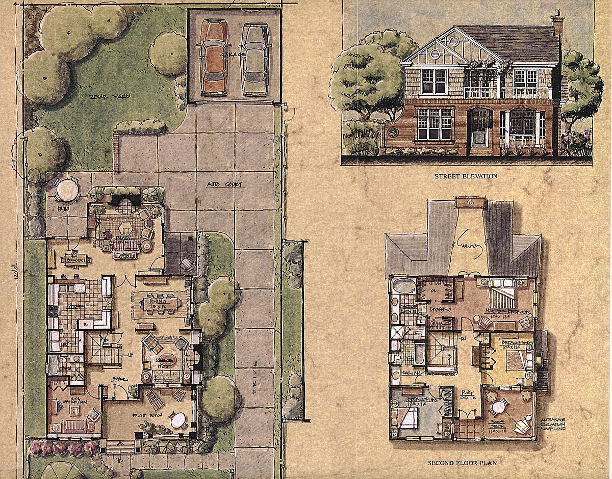 Barden Homes Floor Plans Product Housing Mel Snyder Archinect