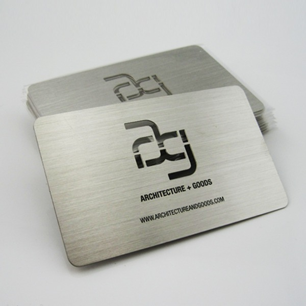 Metal Business Cards Formink Limited