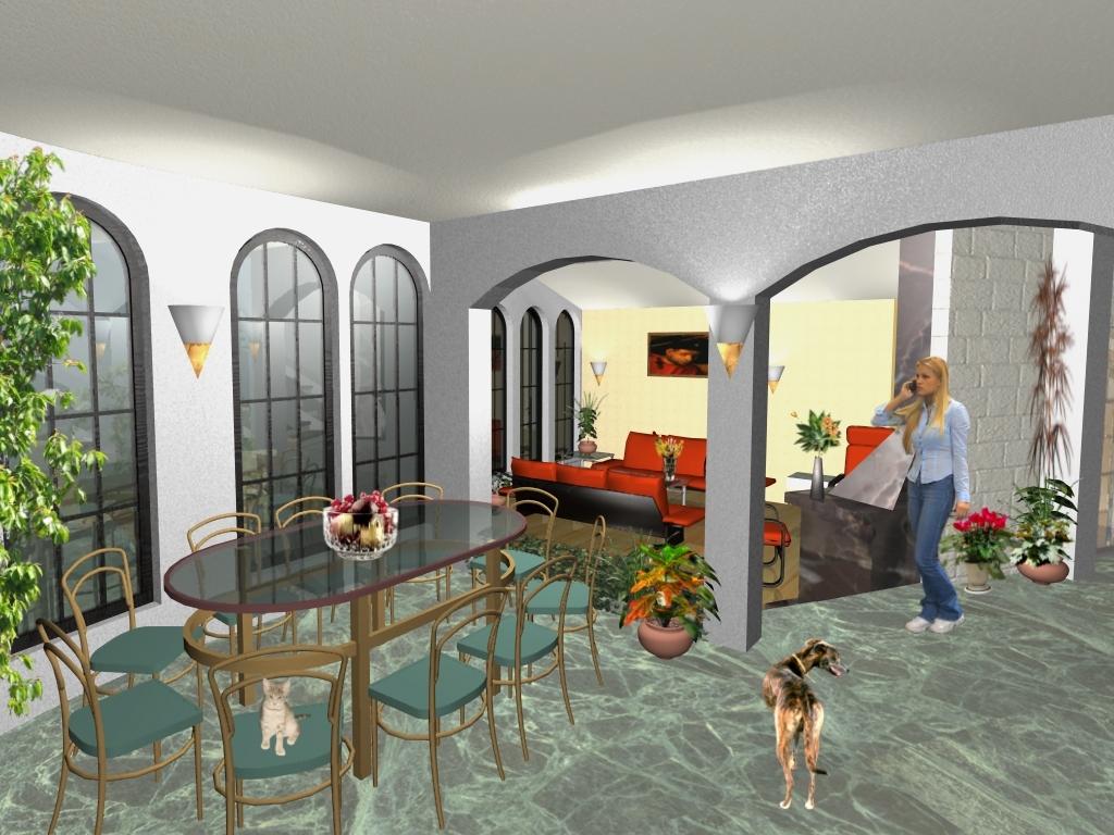 Private House Villa Radina - interior