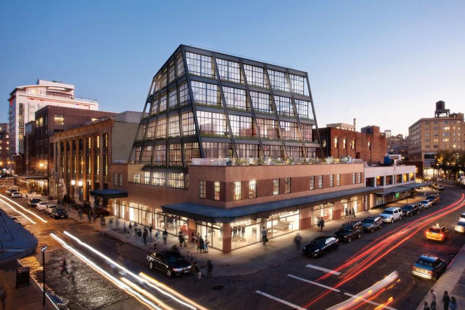 MA Designed 837 Washington Street NYC on High Line
