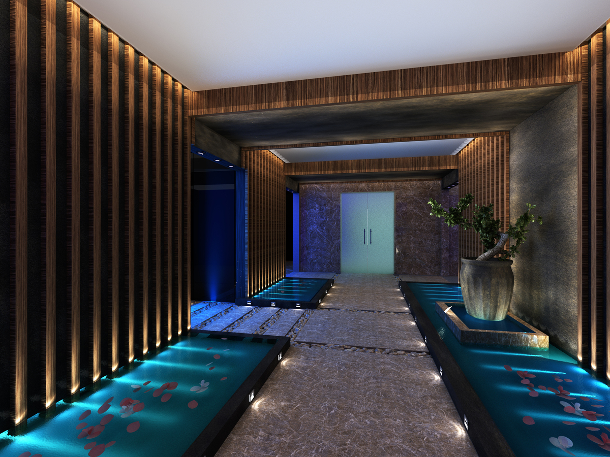 Private Spa Idea Art Interior Architecture And Design