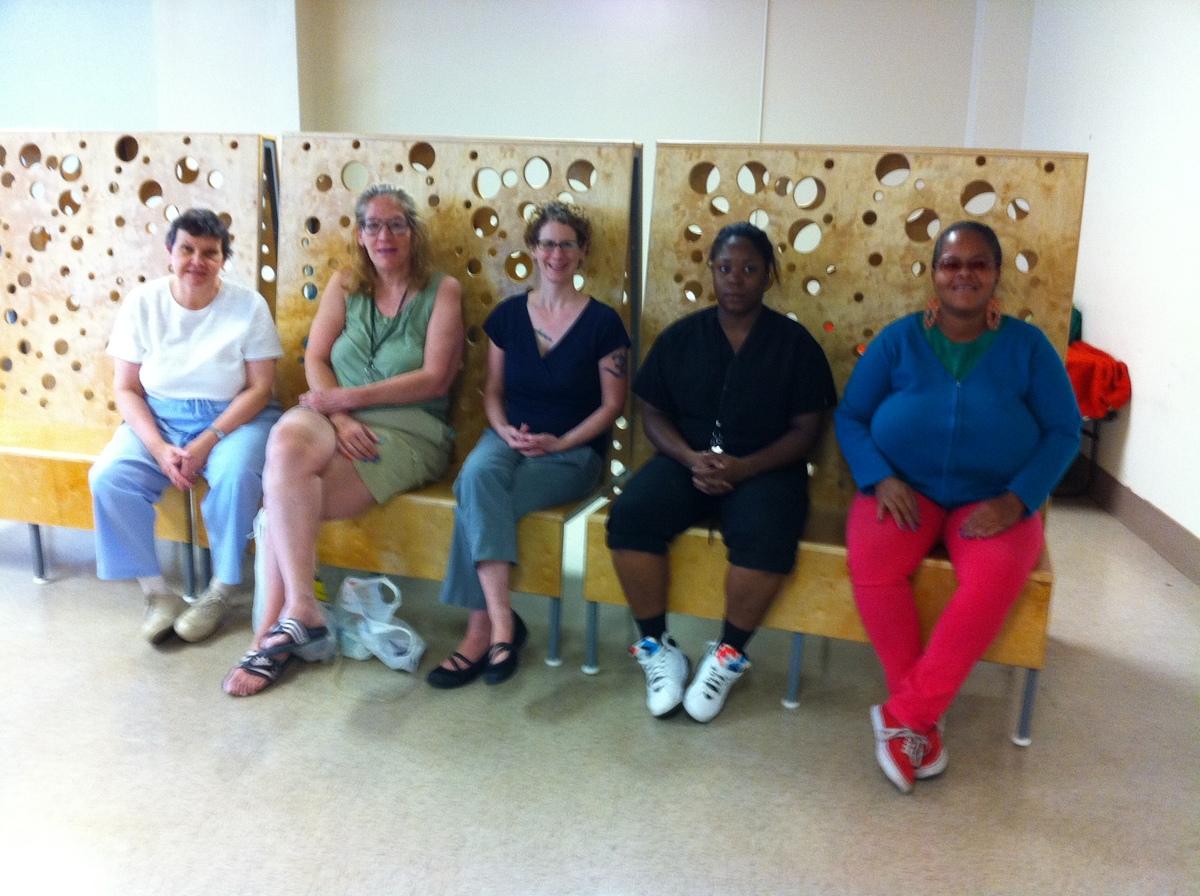 Women of Change Installation