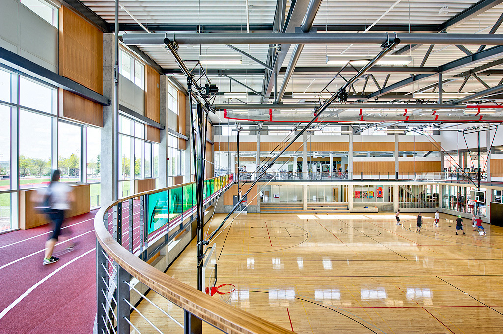 Western Oregon University Health And Wellness Center Opsis Architecture Archinect