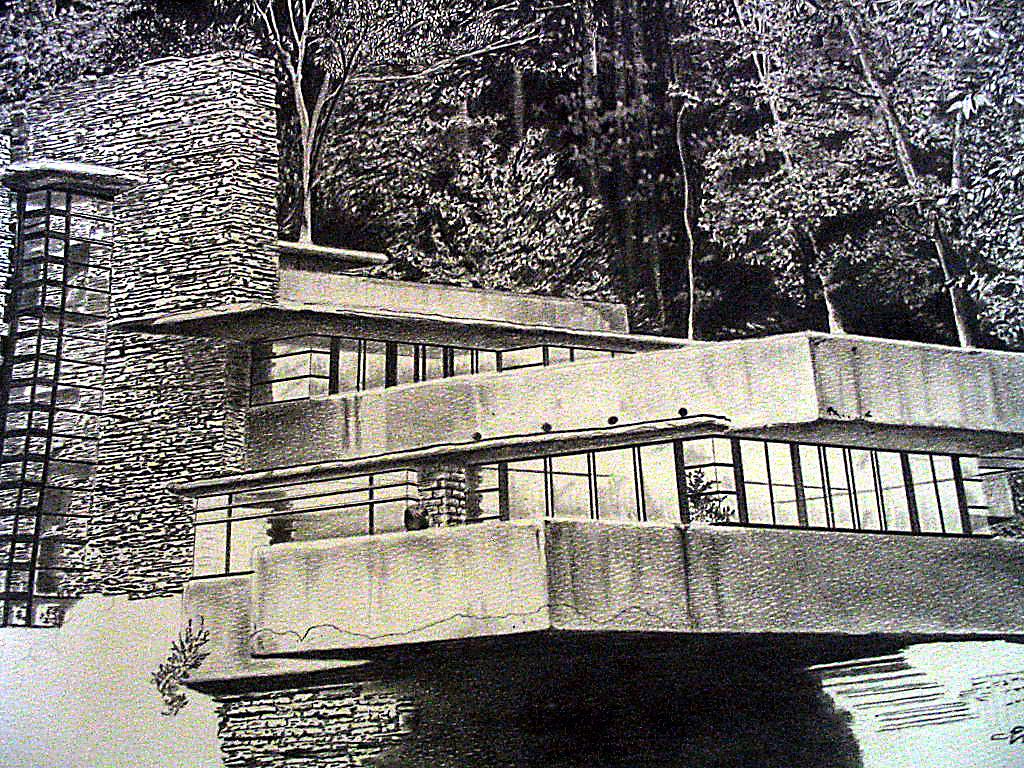 Lloyd Wright Falling Water Falling Water Frank Lloyd