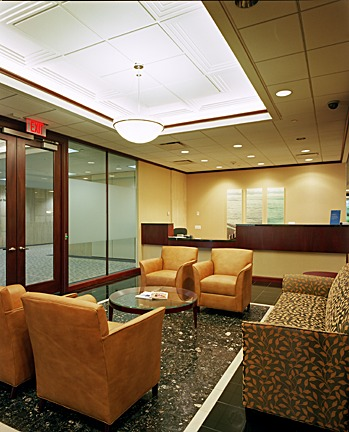 Branch Reception Area