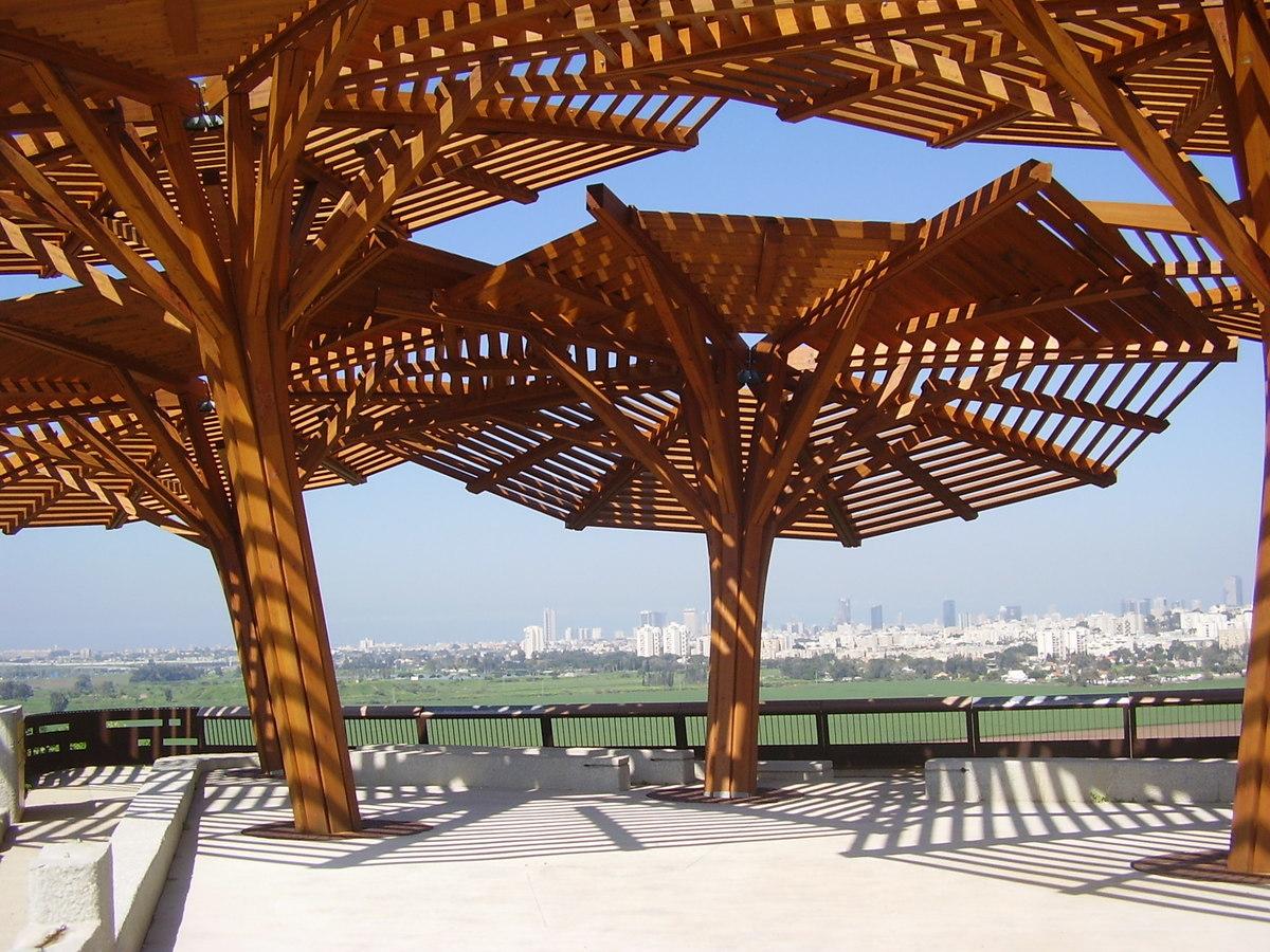 Hiriya Landfill Rehabilitation, Tel Aviv