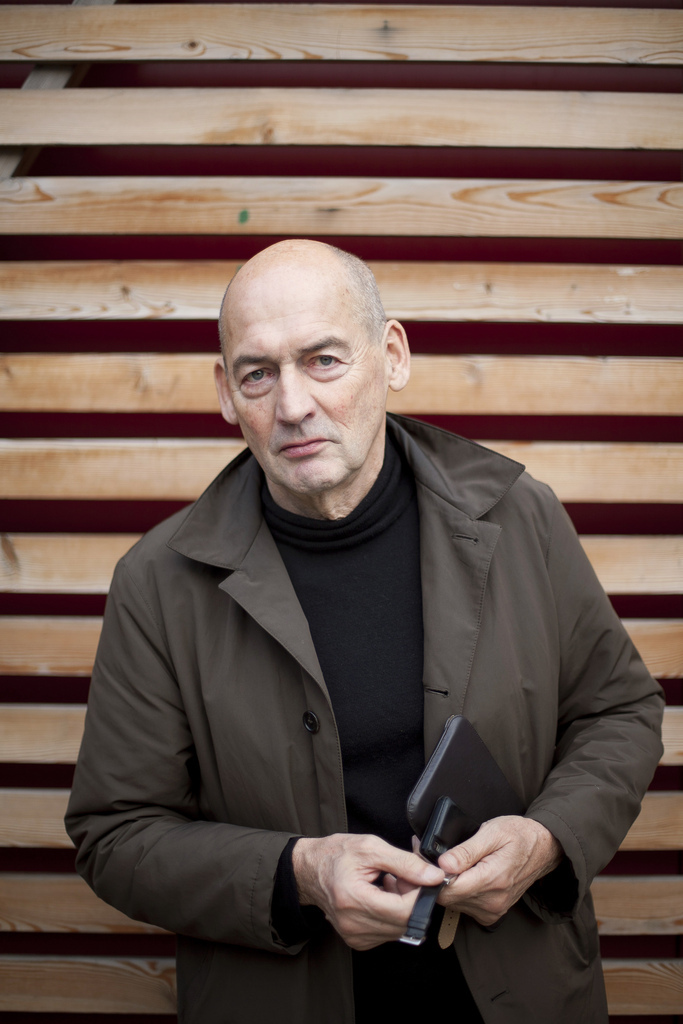 koolhaas speaks at the gsd architecture is clearly dedicated to political correctness news. Black Bedroom Furniture Sets. Home Design Ideas