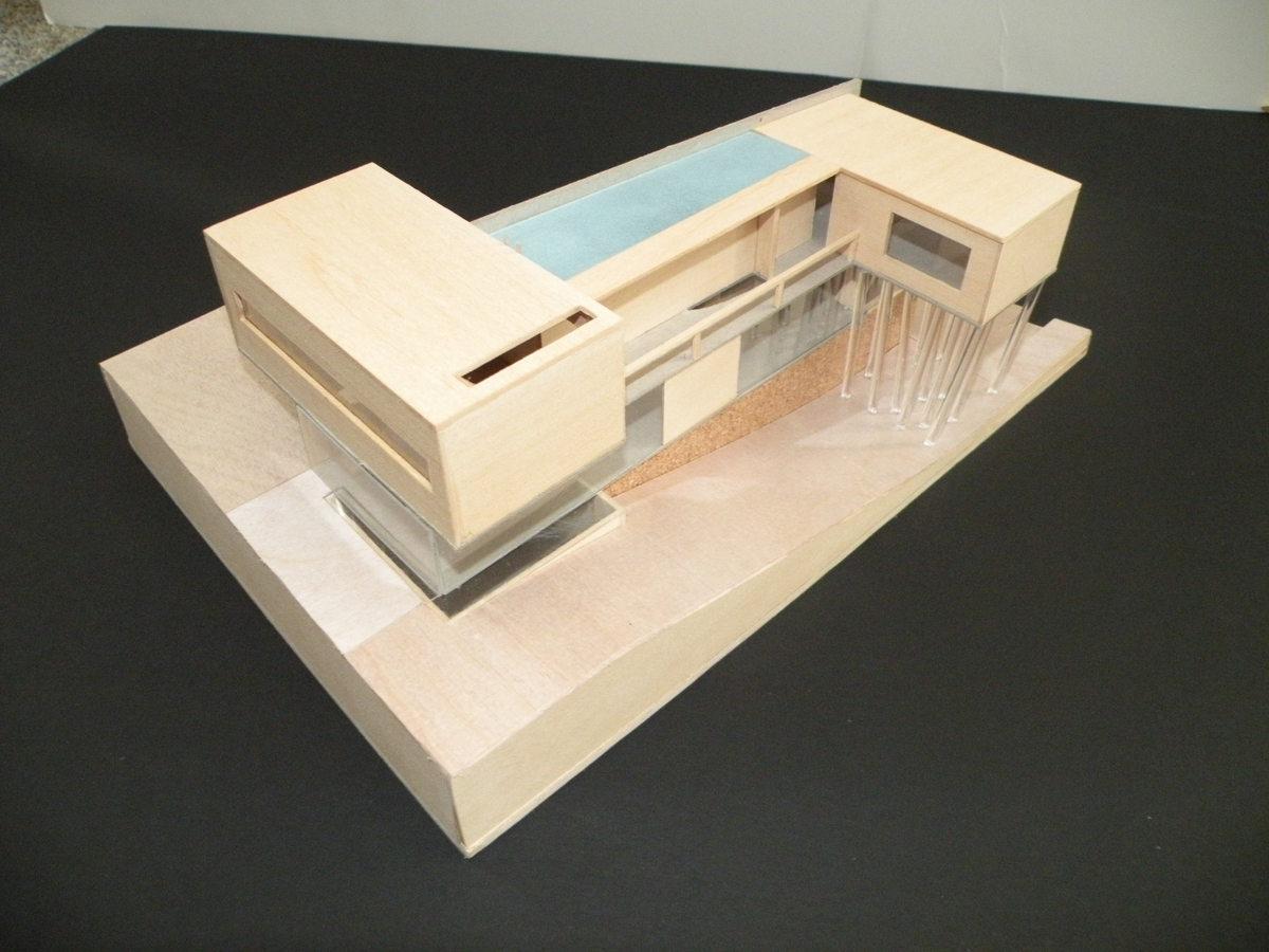 Rem koolhaas villa dall ava paris france 1991 atlas of - Villa Dall Ava