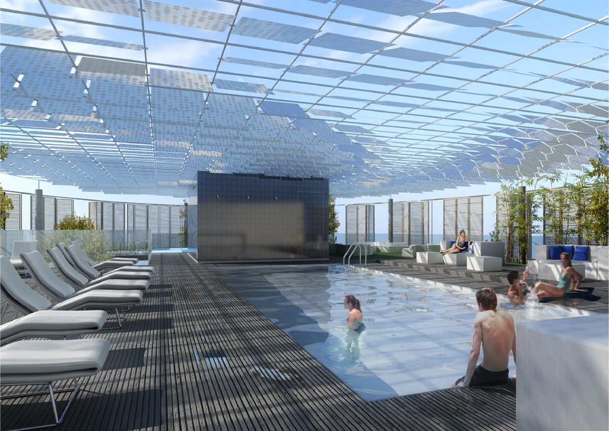 Nueve Grados Roof Terrace