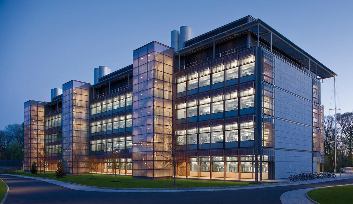 Frick Chemistry Laboratory, Princeton University, USA - Hopkins Architects (Photo: Morley van Sternberg)