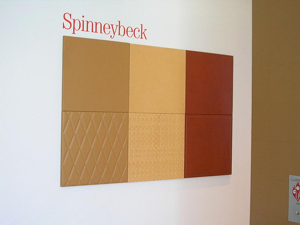 Leather display (Phoenix)