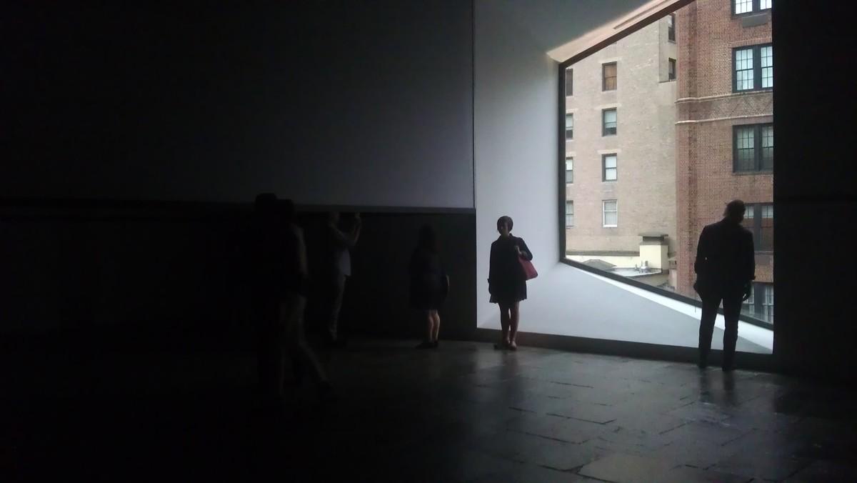 Robert Irwin at Whitney