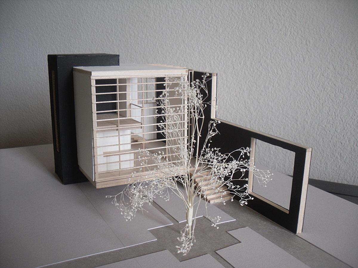 CUB3 - model - exterior