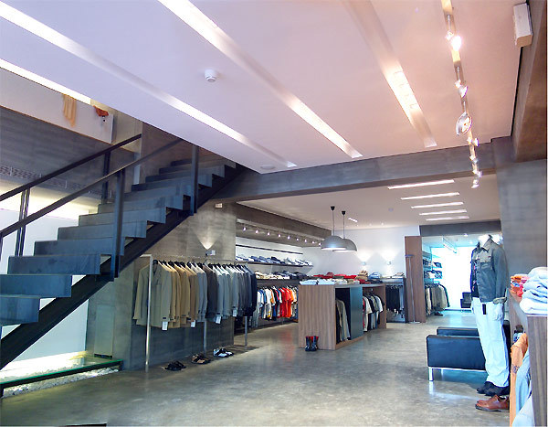 Clothes stores Work world clothing store