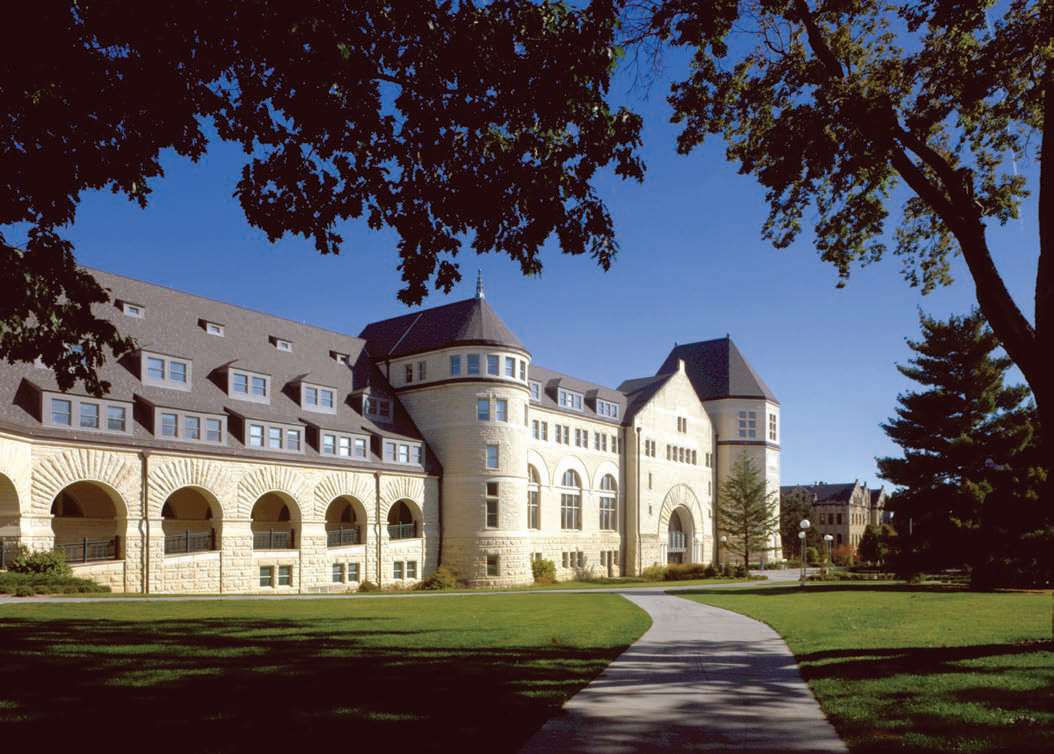 Farrell Library Renovation/Hale Library Addition, Kansas State University, Manhattan, Kansas
