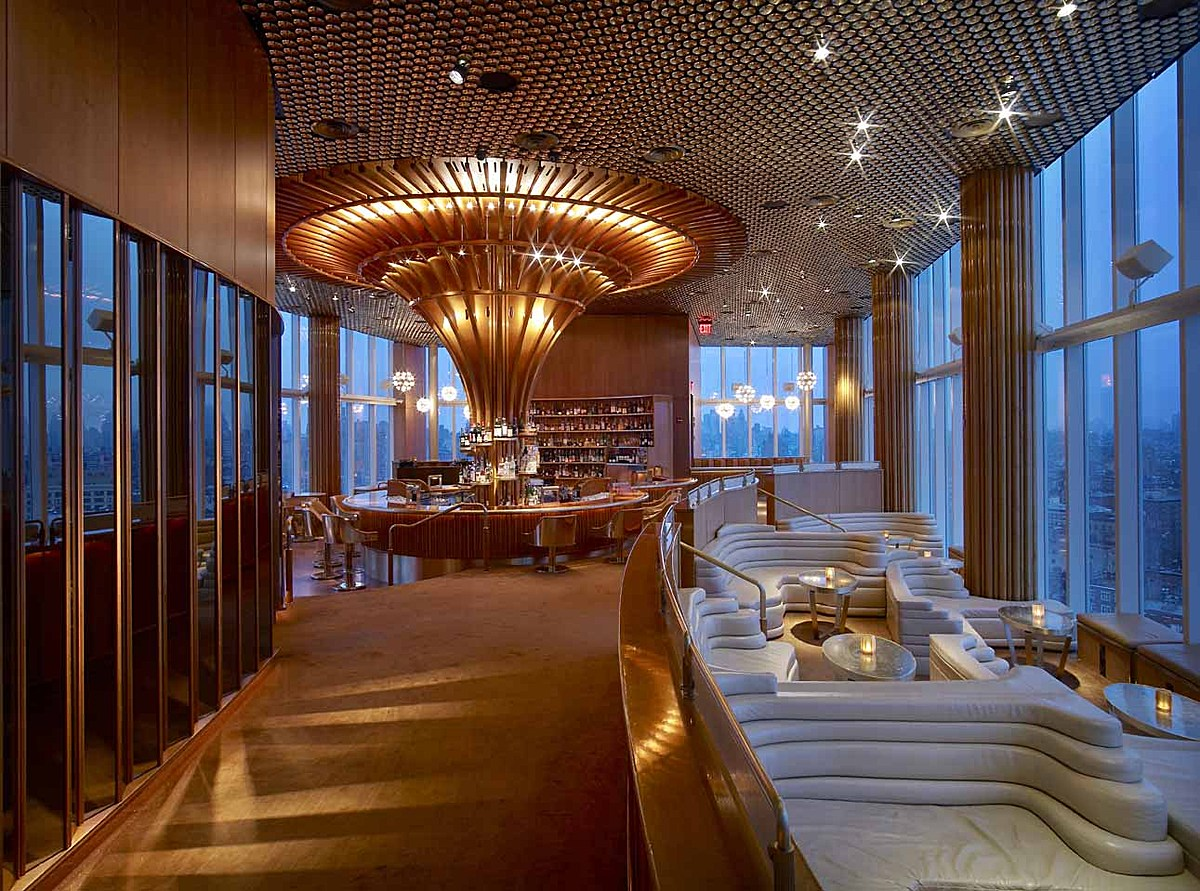Hotel Lounges Nyc