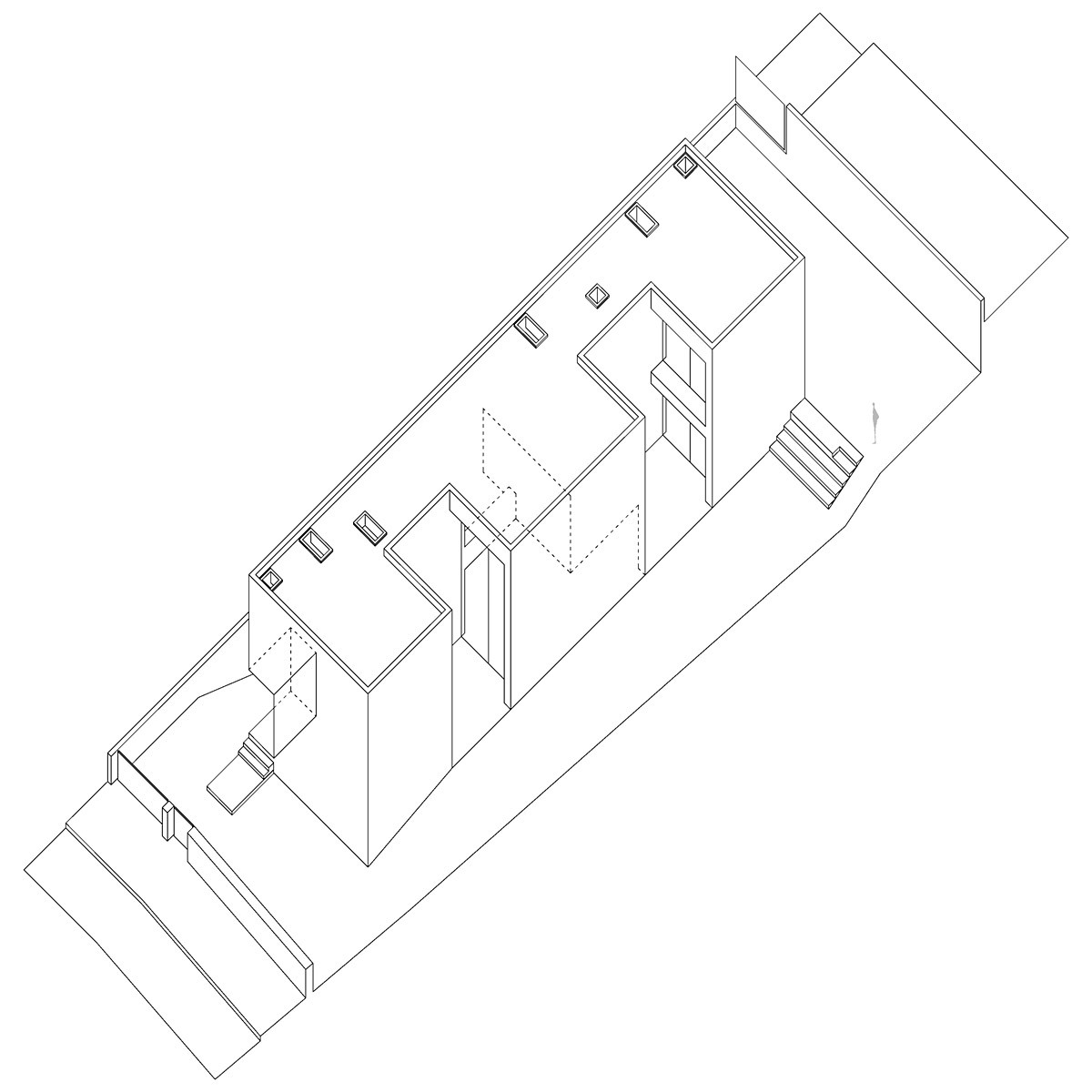 Axonometric (Image: Phyd Arquitecture)