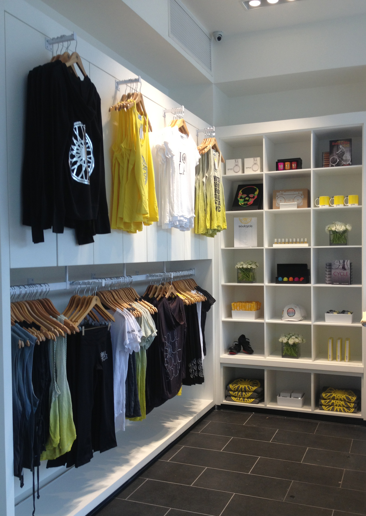 Soulcycle santa monica olivia lau archinect for Product design studio