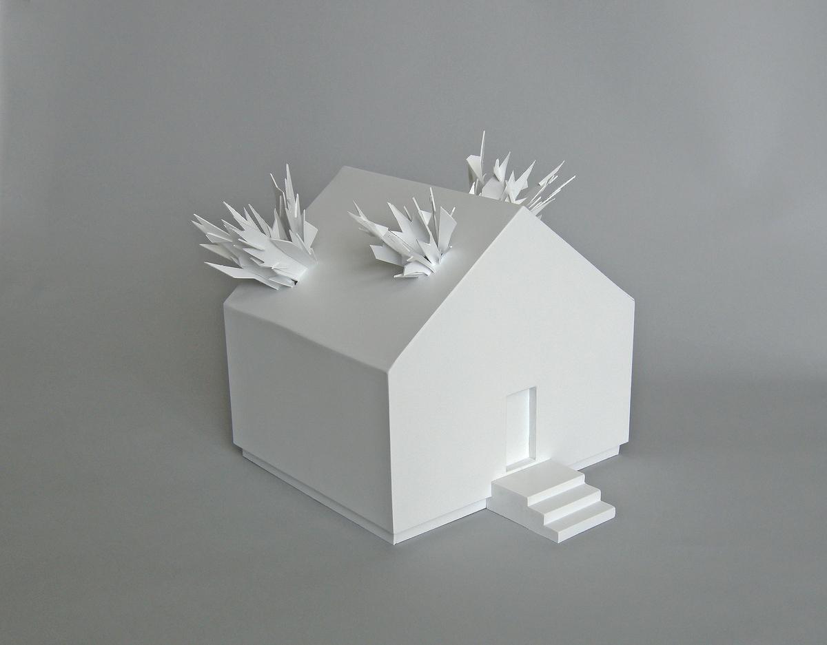 Exploding House