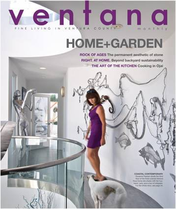 The project was featured in Ventana Magazine.