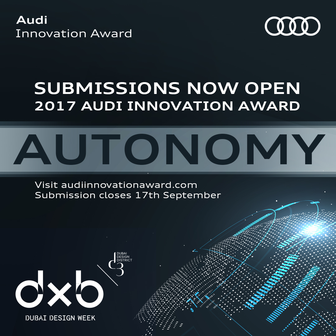 Audi Innovation Award 2017