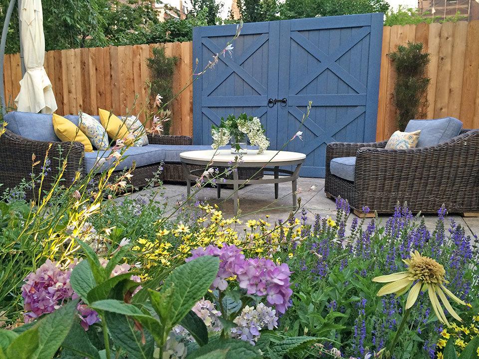 Townhouse Garden Design Todd Haiman Archinect