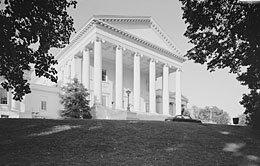 Virginia State Capitol Richmond, Virginia Thomas Jefferson, 1788