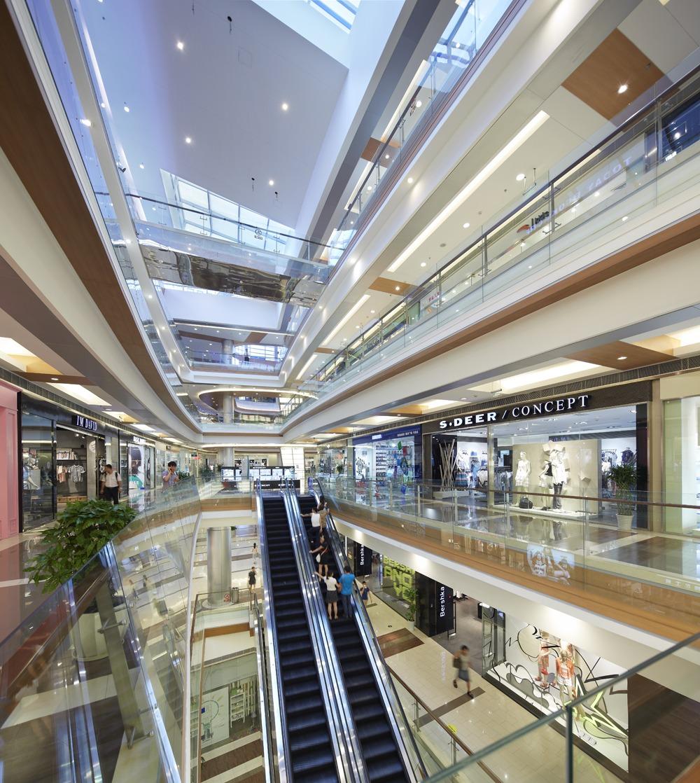Galleria Chengdu LaguardaLow Architects LLC Archinect