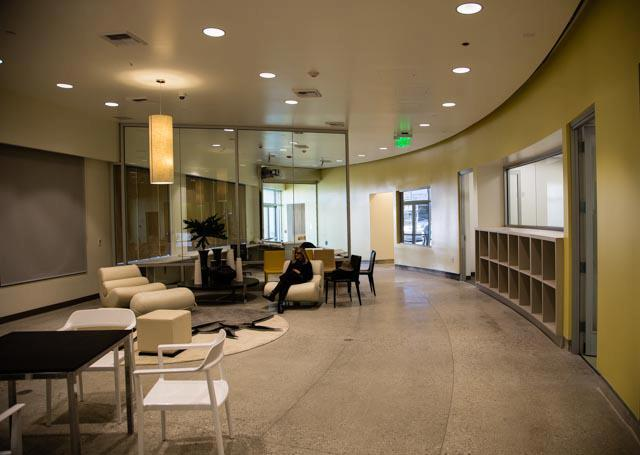 Ground Floor Lobby / Dining Area