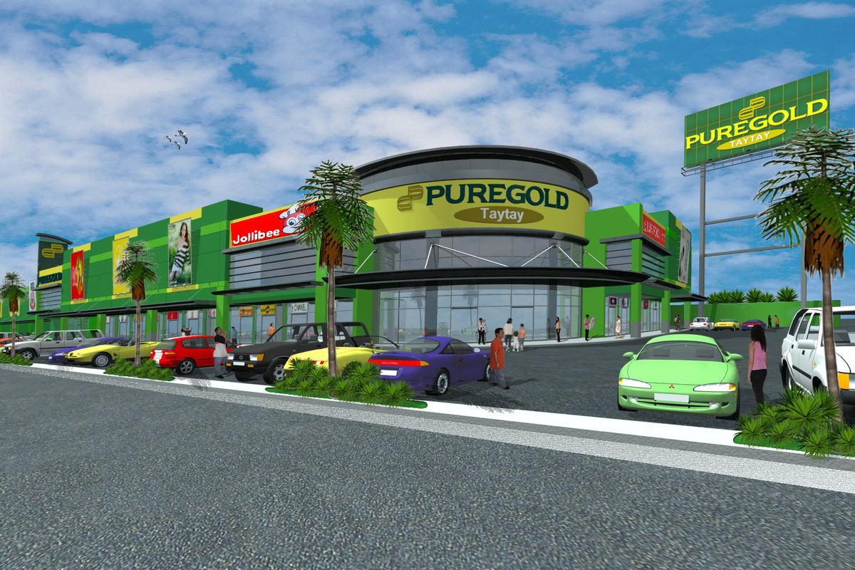 Puregold Supermarkets Rodel Sacramento Archinect