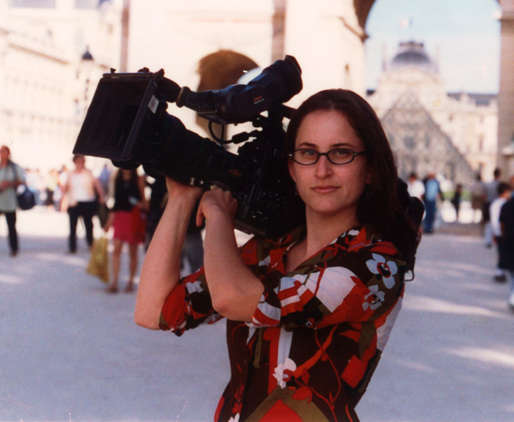 Filmmaker Alysa Nahmias
