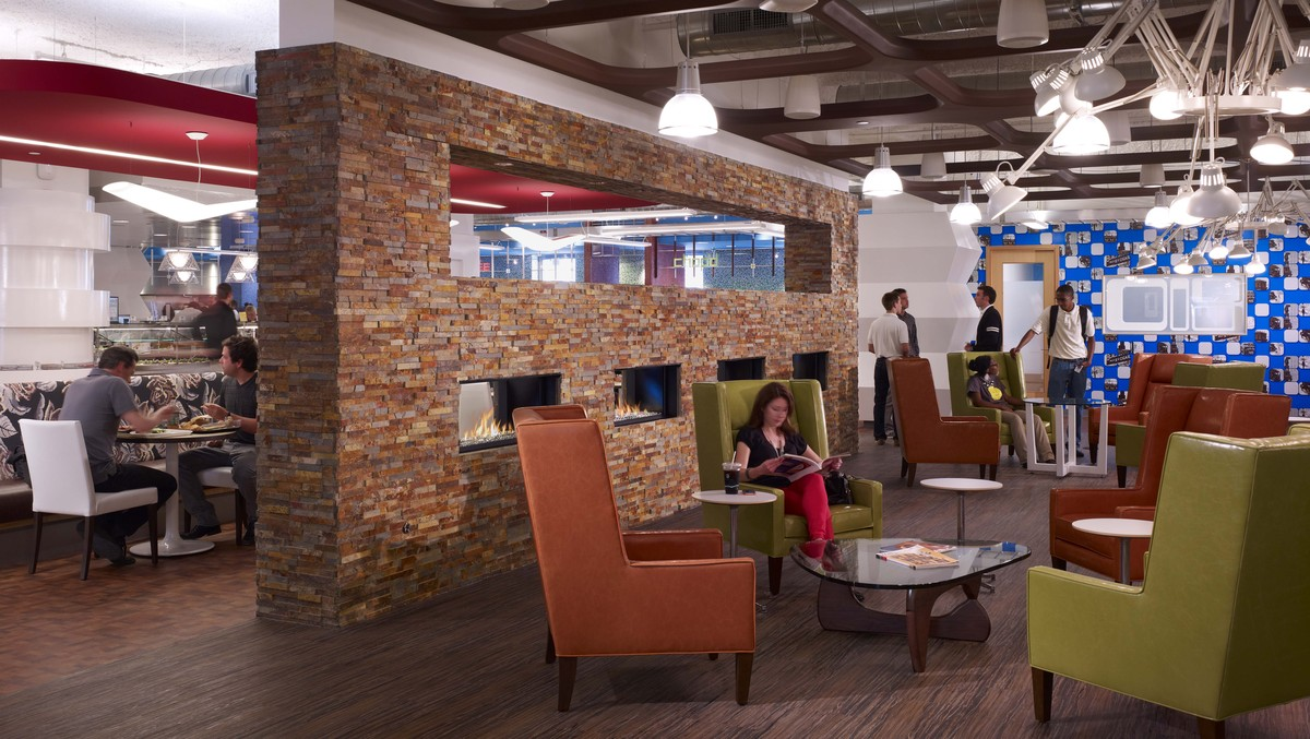 Quicken Loans Cube   ROSSETTI   Archinect