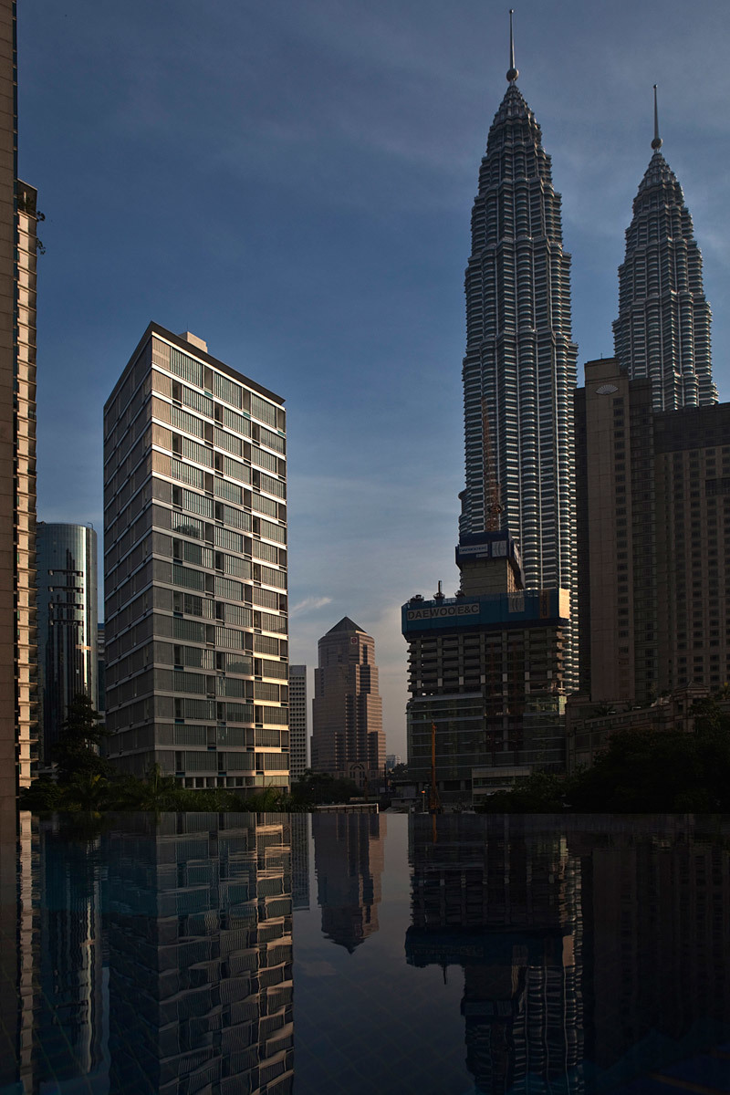 One KL, Kuala Lumpur, Malaysia - SCDA Architects (Photo: Albert Lim)