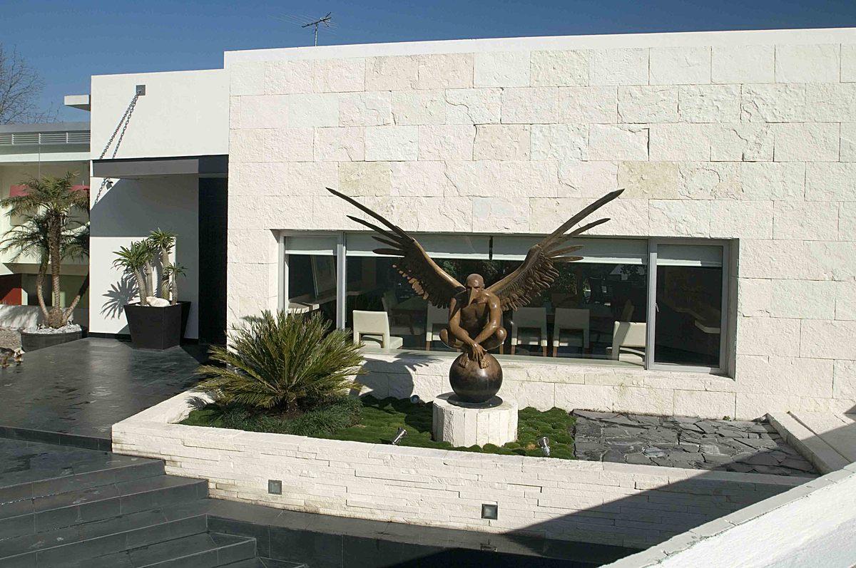 Casa sauces arco arquitectura contempor nea archinect for Raccordo casa contemporanea