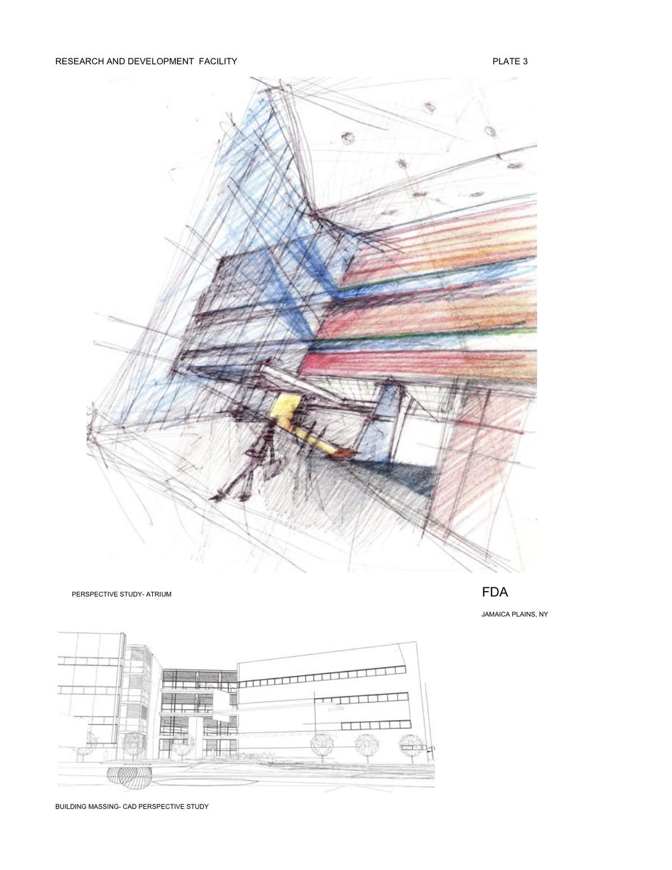 FDA Research and Development Laboratories-Design