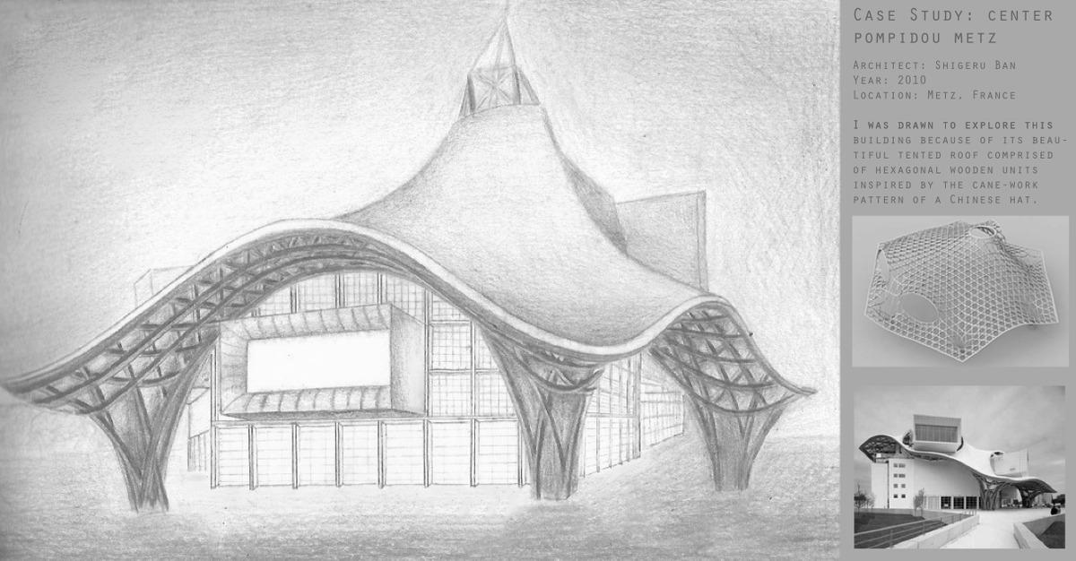 Centre Pompidou Metz | Alena Field | Archinect