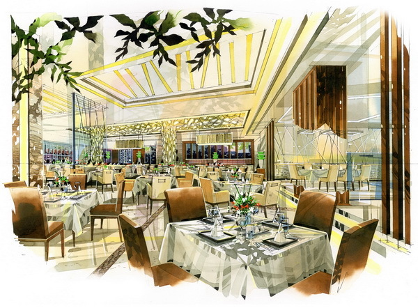 Grand four wings convention hotel napong kulangkul for Design hotel 4 stars