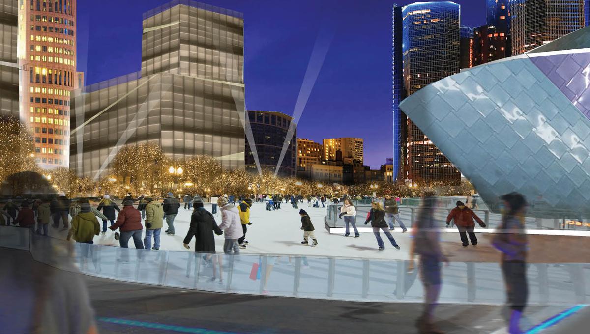 Ice Plaza