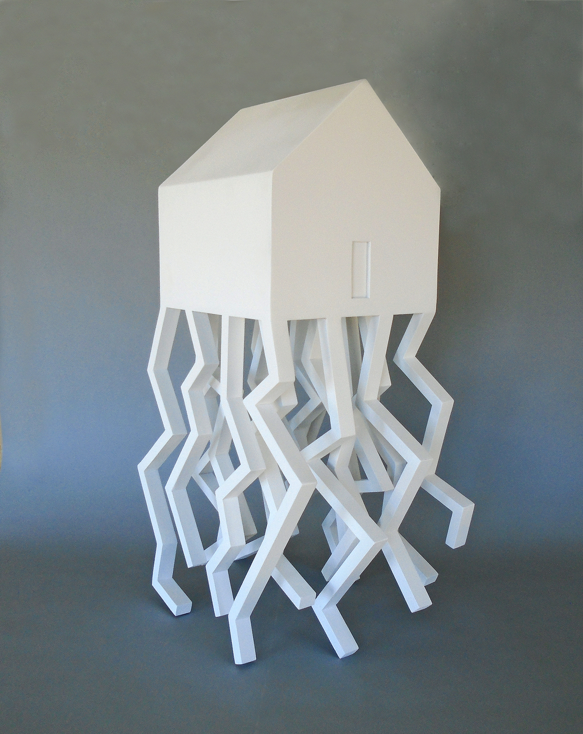 Taller Version of the Mobile Home.