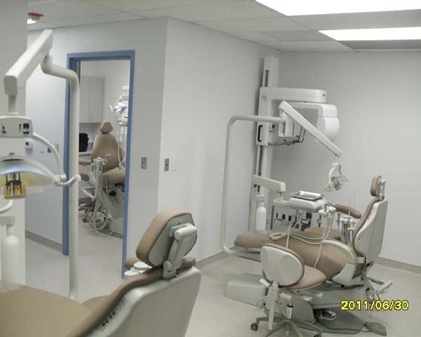 New Dental Station