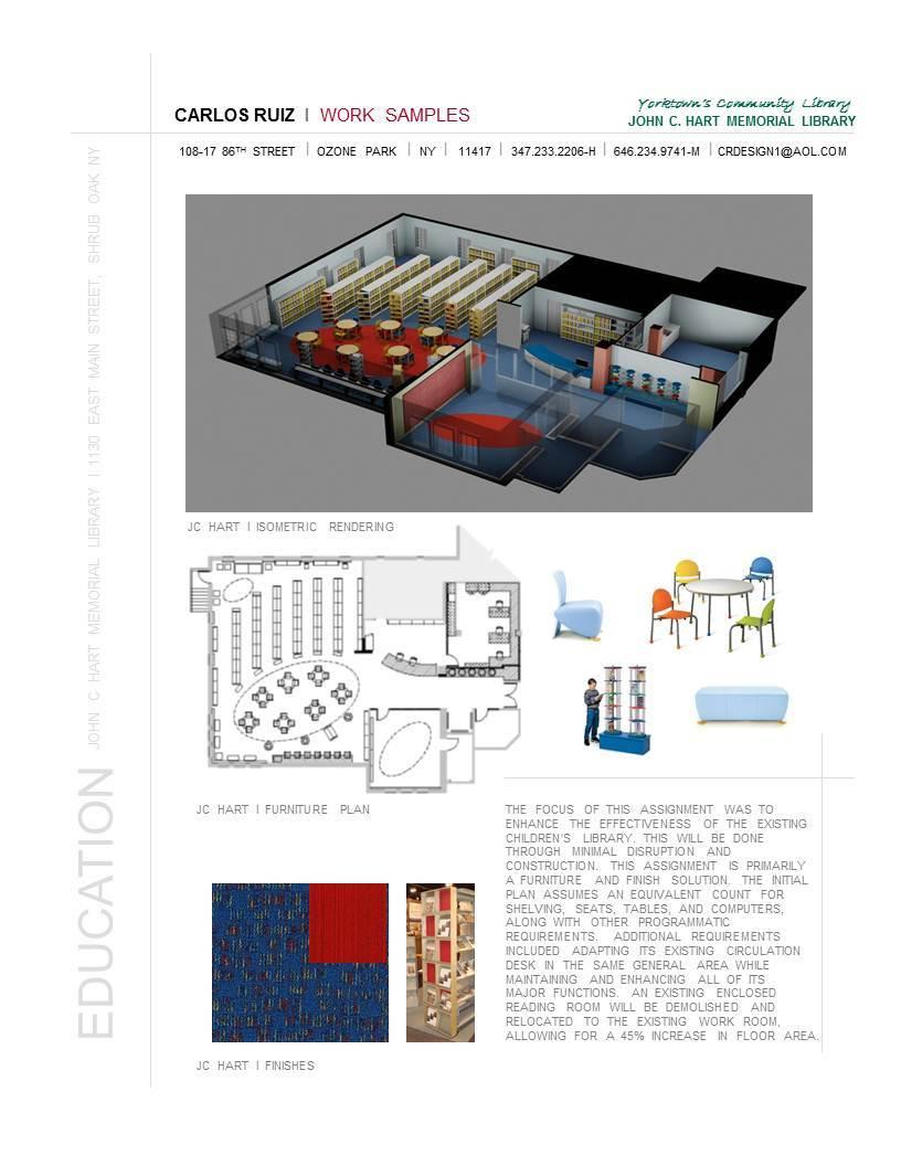 Broadway Community Library / LIC NY / Built pg5